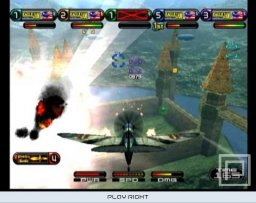 Propeller Arena: Aviation Battle Championship  © Sega   (DC)   12/13