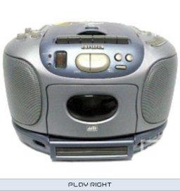 MegaDrive Aiwa CSD-G1M  ©  1994  (SMD)   1/1