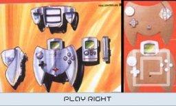 Dreamcast Prototype Controllers  ©    (DC)   6/9