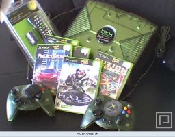 Xbox Special Edition Launch Team 2001  © Microsoft 2001  (XBX)   1/1