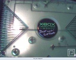 Xbox Special Edition Launch Team 2001  © Microsoft 2001  (XBX)   2/8