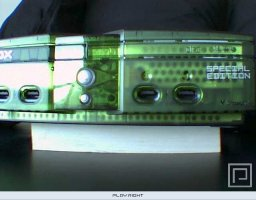 Xbox Special Edition Launch Team 2001  © Microsoft 2001  (XBX)   5/8