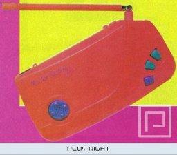 Master System Girl  ©    (SMS)   1/1