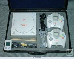 Dreamcast Tsytaya Rental Unit  © Sega 2000  (DC)   1/1