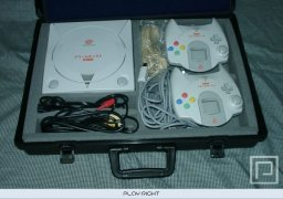 Dreamcast Tsytaya Rental Unit  © Sega 2000  (DC)   5/7