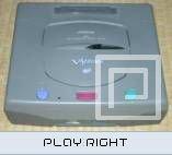 JVC VICTOR V-Saturn RG-JX2  © Sega 1998  (SS)   2/2