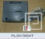 JVC VICTOR V-Saturn RG-JX1 [Long Box]  © JVC   (SS)   1/1