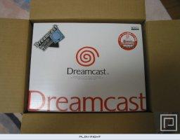 Dreamcast Pearl Blue  © Sega 2001  (DC)   1/6