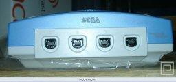 Dreamcast Pearl Blue  © Sega 2001  (DC)   4/6