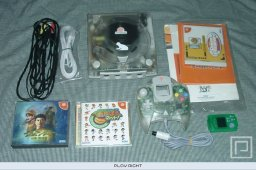 Dreamcast Seaman  © Sega 1999  (DC)   4/5