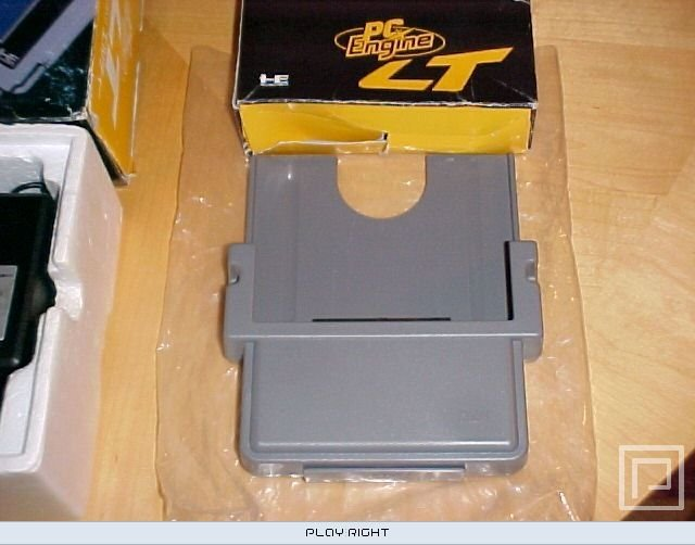 PC Engine LT (PCE)   © NEC 1991    4/5