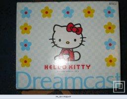 Dreamcast Hello Kitty [Blue]  © Sega 2000  (DC)   1/6