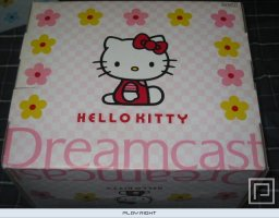 Dreamcast Hello Kitty   © Sega 2000   (DC)    1/3