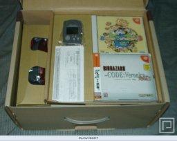 Dreamcast Biohazard Code Veronica: Claire  © Sega 2000  (DC)   4/11