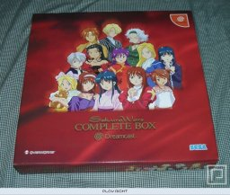Dreamcast Sakura Taisen  © Sega 2000  (DC)   1/6