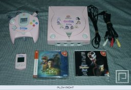 Dreamcast Sakura Taisen  © Sega 2000  (DC)   3/6