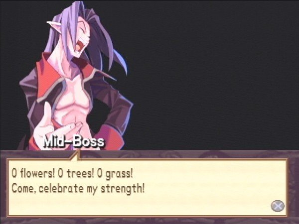 Disgaea: Hour Of Darkness   © Nippon Ichi 2003   (PS2)    19/52
