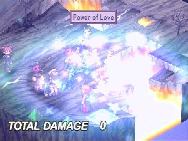 Disgaea: Hour Of Darkness   © Nippon Ichi 2003   (PS2)    21/52