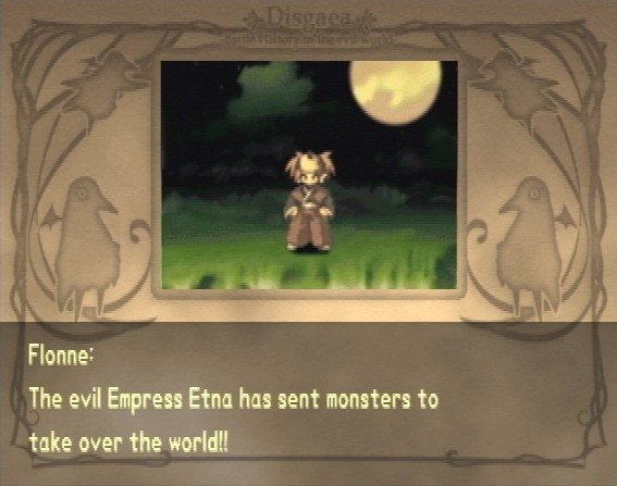 Disgaea: Hour Of Darkness   © Nippon Ichi 2003   (PS2)    26/52