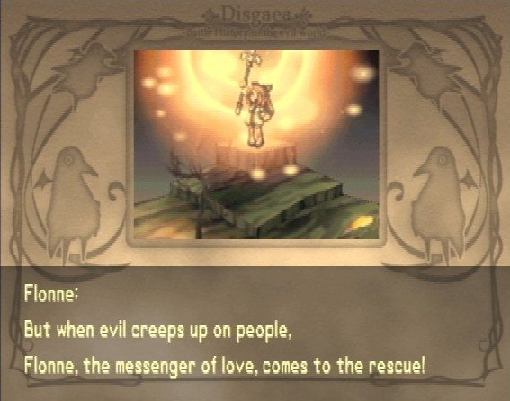 Disgaea: Hour Of Darkness   © Nippon Ichi 2003   (PS2)    27/52