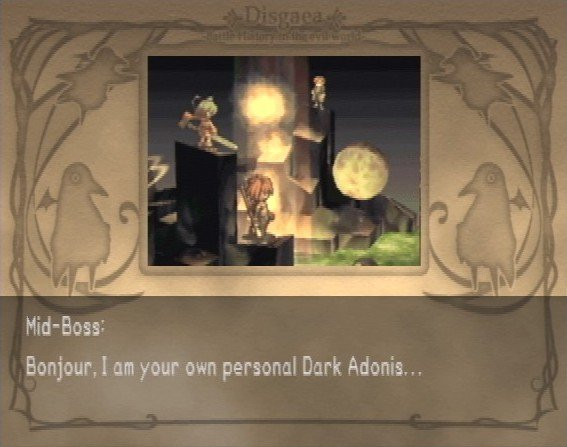 Disgaea: Hour Of Darkness   © Nippon Ichi 2003   (PS2)    44/52