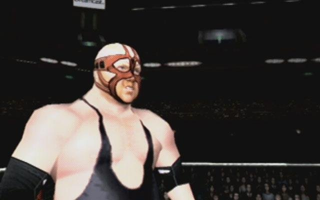 Giant Gram 2000: All-Japan Pro Wrestling 3 (DC)  © Sega 2000   4/4