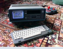 Commodore SX-64 (C64)   © Commodore 1983    1/20