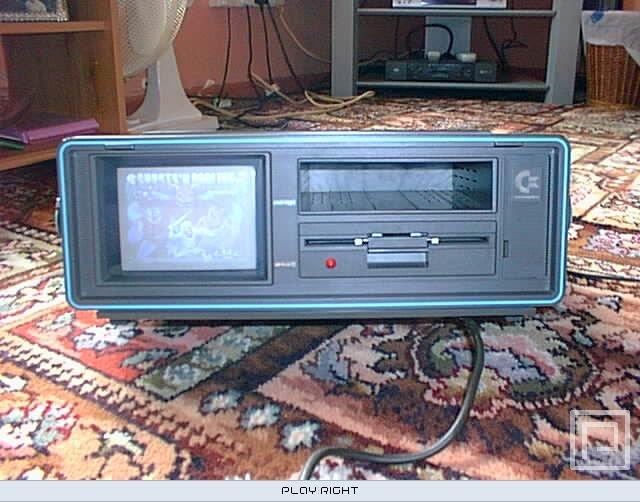 Commodore SX-64 (C64)  © Commodore 1983   6/20