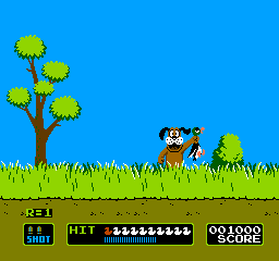 Super Mario Bros. / Duck Hunt (NES)   © Nintendo 1988    3/3
