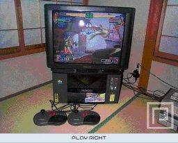 Neo Geo MVS Hotel Version  © SNK   (MVS)   4/4