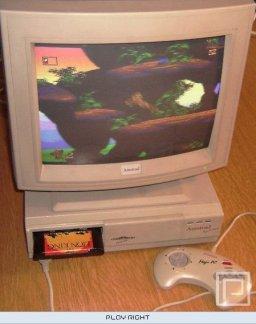Amstrad Mega PC  ©  1993  (SMD)   3/7