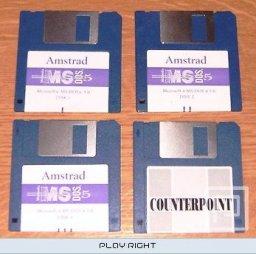 Amstrad Mega PC  ©  1993  (SMD)   4/7