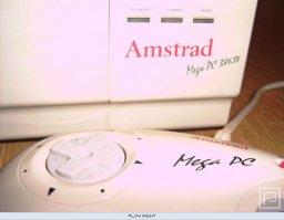 Amstrad Mega PC  ©  1993  (SMD)   3/11
