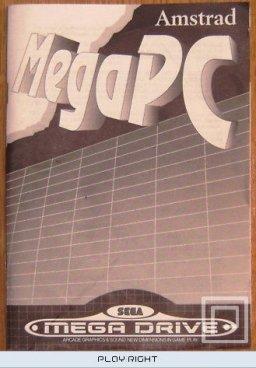 Amstrad Mega PC  ©  1993  (SMD)   4/11