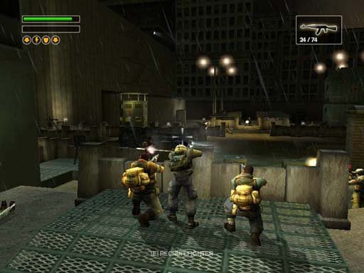 Freedom Fighters (XBX)  © EA 2003   4/5