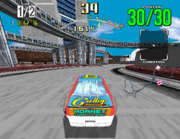 Daytona USA (ARC)  © Sega 1993   2/3
