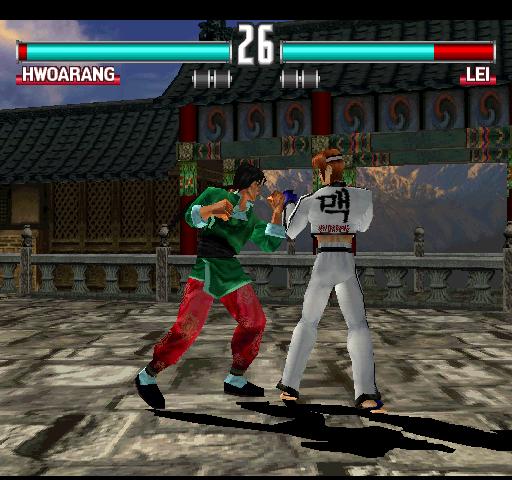 Tekken 3  © Namco 1996  (ARC)   2/4