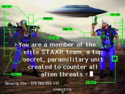 Area 51 (ARC)   © Atari Games 1995    2/5