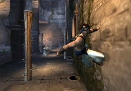 Prince Of Persia: The Sands Of Time (PS2)   © Ubisoft 2003    2/3