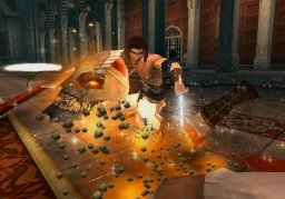 Prince Of Persia: The Sands Of Time (PS2)   © Ubisoft 2003    1/3