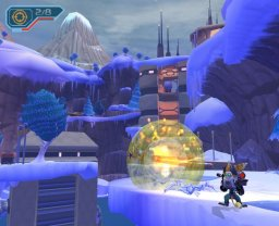 Ratchet & Clank: Going Commando (PS2)   © Sony 2003    2/3