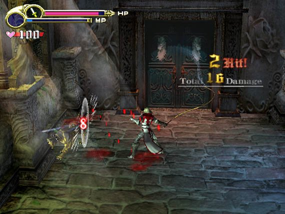 Castlevania: Lament Of Innocence   © Konami 2003   (PS2)    4/9