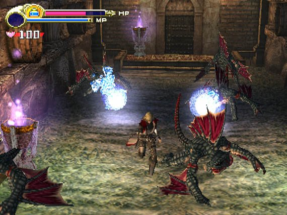 Castlevania: Lament Of Innocence   © Konami 2003   (PS2)    5/9