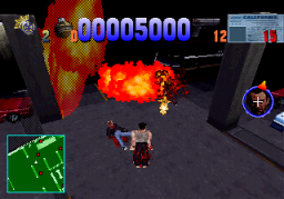 Die Hard Trilogy (SS)  © Fox Interactive 1997   2/3