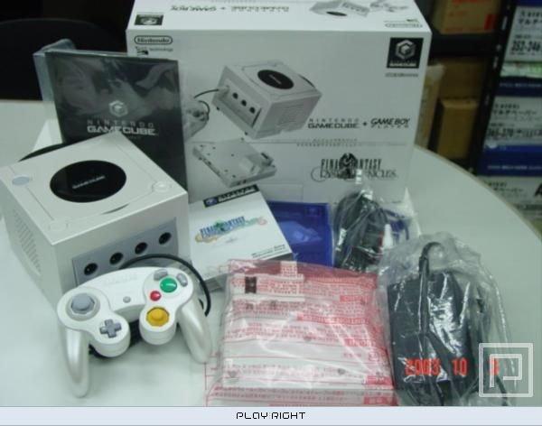 GameCube Final Fantasy (GCN)  © Nintendo    4/5