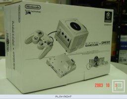 GameCube Final Fantasy  © Nintendo   (GCN)   5/5