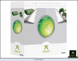 Xbox [Limited Edition] (XBX)  © Microsoft 2003   1/1