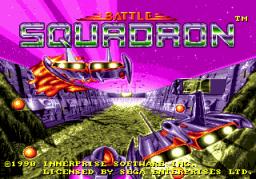 Battle Squadron (SMD)  © EA 1990   1/4