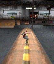 Tony Hawk's Pro Skater (NGE)  © Nokia 2003   1/3