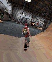 Tony Hawk's Pro Skater (NGE)  © Nokia 2003   2/3